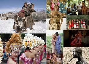 10 strange wedding traditions around the world