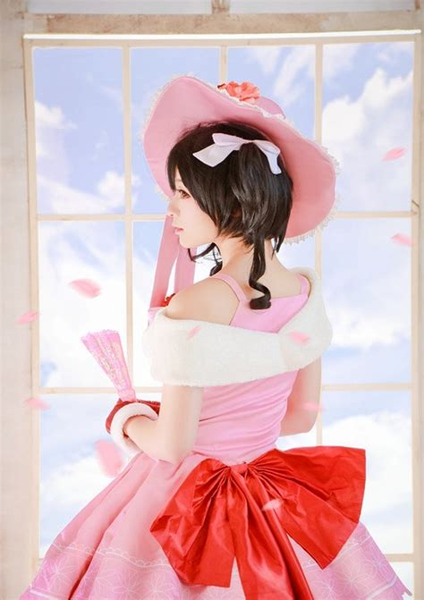 cute nico yazawa cosplay  lovelive