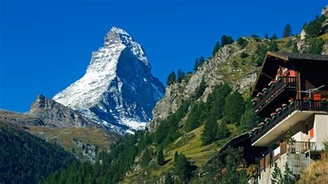 Is the Mighty Matterhorn Mountain Crumbling? - ABC News