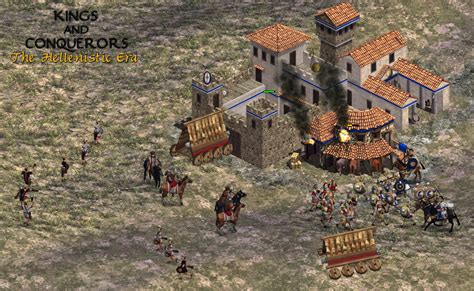 fortress assault image and conquerors the
