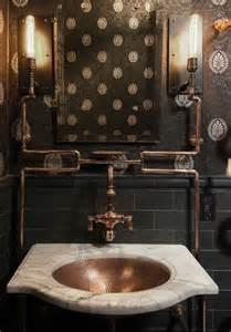 industrial bathroom ideas 25 industrial bathroom designs with vintage or minimalist chic digsdigs