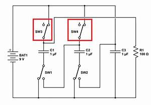 Wiring 2 Capacitors In Parallel