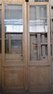 1000 idees sur le theme portes a deux vantaux sur With porte de garage et porte vitrée ancienne intérieur