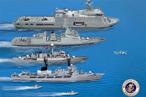 Philippine Navy Plans to build 50-Ship Maritime Force to ...