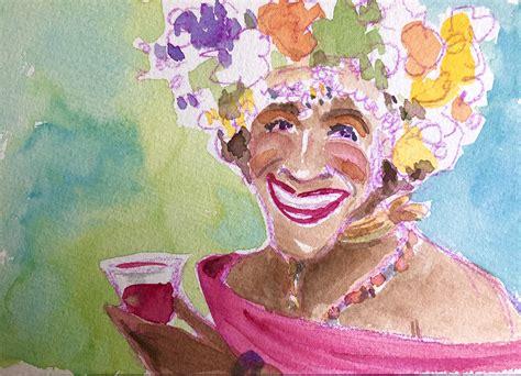 Eugene Salandra: Marsha P. Johnson