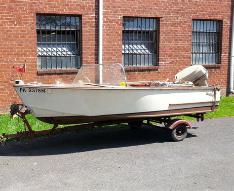 Ideal Boats by 1962 Ideal Craft Wooden Boat Classic Boats Woody Boater