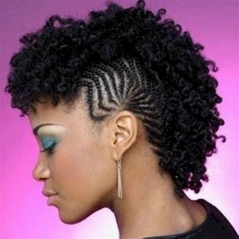 see 50 ways you can rock braided mohawk hairstyles hair