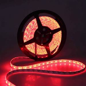 5m 5050 Rgb Waterproof 300 Led Strip Light 12v Dc From