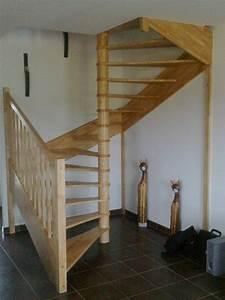 Escaliers Magnin Escalier Hlicodal Carr Sur Limon HCAL