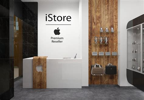 reception desk apple store quot yabko quot interior design
