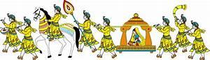 Hindu clipart barat - Pencil and in color hindu clipart barat