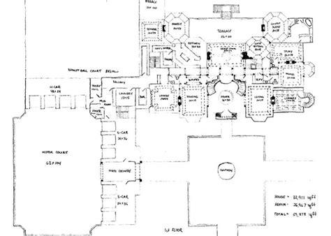 htons mega mansion floor plans floor plans to mega mansion design homes of the