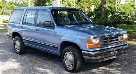91 Ford Explorer by 1991 Ford Explorer Image 9