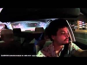 Uber driver Edward Caban attacked 👊 by passenger Newport ...