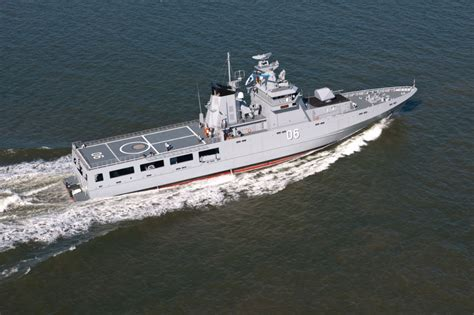 German Design For The Australian Navy's New Opvs