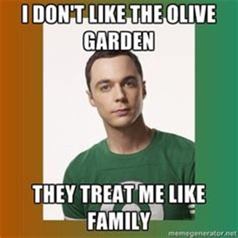 Olive Garden Meme - sheldon