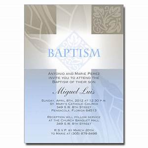 Baptism Announcement Template Baptism Non Photo Invitationsbaptism Invitations