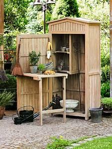 Gartenhäuschen Selber Bauen : gartenh uschen f r spaten co zuhause wohnen ~ Whattoseeinmadrid.com Haus und Dekorationen