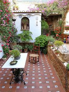 Spanish, Backyard, Ideas, 31, U2013, Decorathing