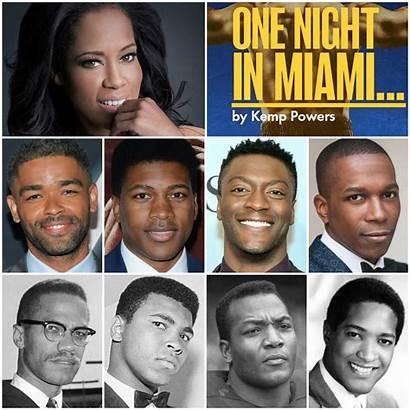Miami Night Cast King Regina Film Movies
