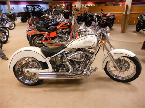 2002 Indian Motorcycle Gilmore Scout Customized Very Sharp