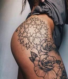 hip tattoos on Tumblr