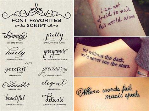 Tatuaggi Lettere Particolari by Tatuaggi Con Scritte Le Pi 249 Foto E Idee