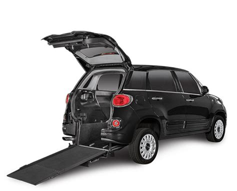 Fiat Defined by Wheelchair Accessible Fiat 500l Info Freedom Motors Usa