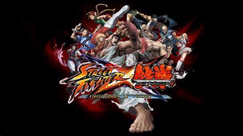 Download Wallpaper 1920x1080 Street Fighter X Tekken