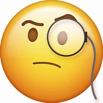 Emoji Thinking Emojis Iphone Transparent Icon Whatsapp