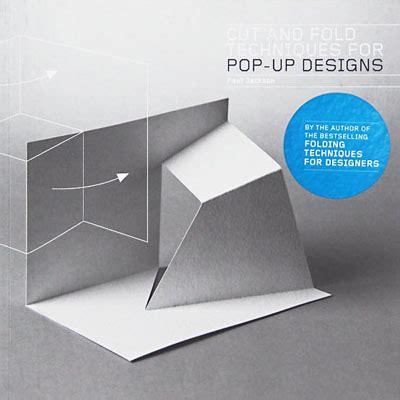 cut  fold techniques  pop  designs laurence king