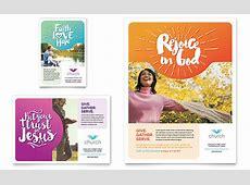 Church Flyer & Ad Template Design