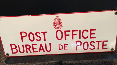 post office bureau de poste sign m366 kissimmee 2017