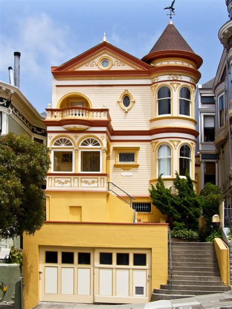 San Franciscostyle Homes  Interior Design Styles And