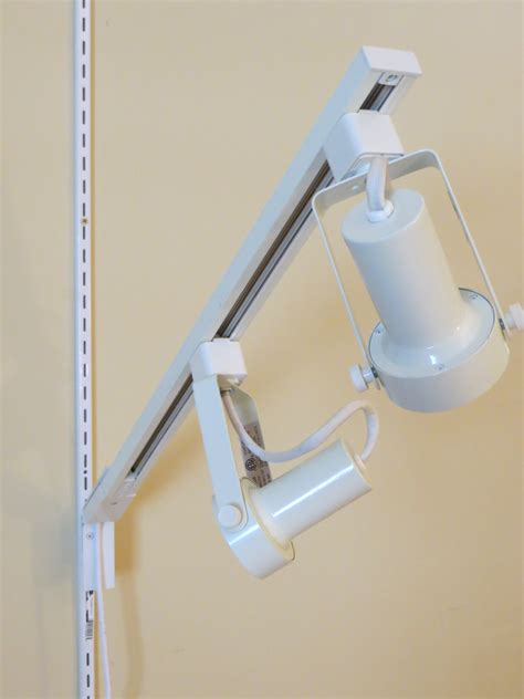 wall mounted track lighting lilianduval