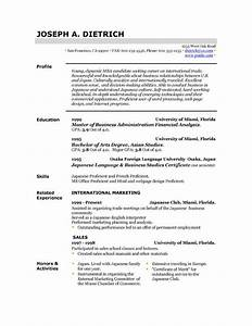 Free resumes templates cyberuse for Free resume maker and download
