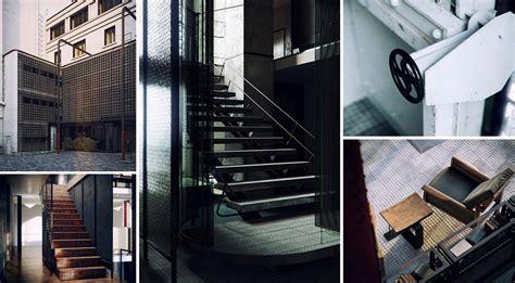 la maison de verre by bertrand benoit 3d architectural