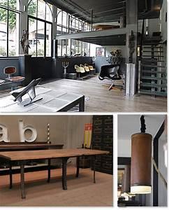 Deco Maison Industriel : d co maison industrielle ~ Teatrodelosmanantiales.com Idées de Décoration