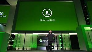 Xbox One Xbox Live Gold Tied To Console Not Just