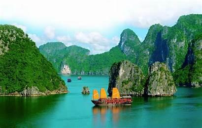 Bay Ha Vietnam Hạ Wallpapers Background