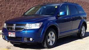2010 Dodge Journey Sxt - 7 Passenger  Sunroof  Alloy Wheels