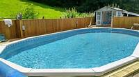 picture of a pool Classic Aluminium Swimming Pool Kits