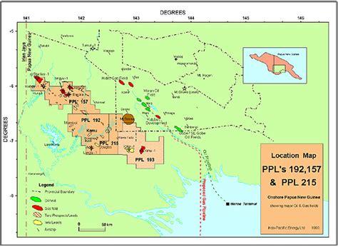 Papua New Guinea Pipeline Closer