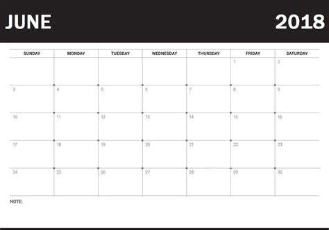 Office Desk Calendar by June 2018 Calendar For Office Desk Maxcalendars Print