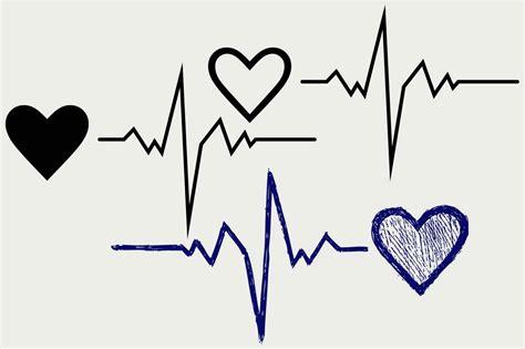 Heartbeat symbol SVG | Custom-Designed Icons ~ Creative Market