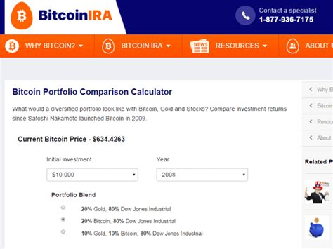 bitcoin mining roi calculator bitcoin ira returns calculator bitcoin app us