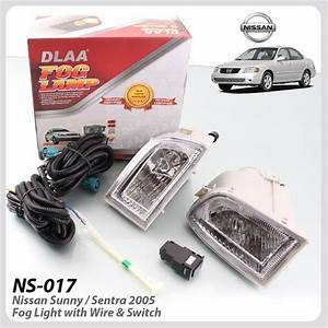Fog Lamp With Wire  U0026 Switch For Nissa  End 4  5  2018 5 15 Pm