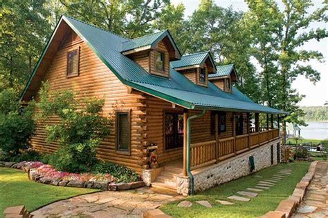 choosing   log cabin roof   home