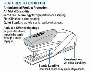 How To Choose A Desktop Stapler