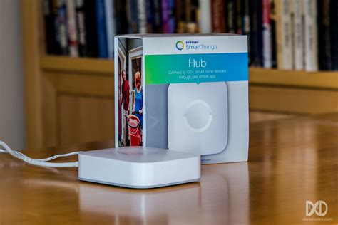 hub samsung smartthings v2 automation devices controller hubs